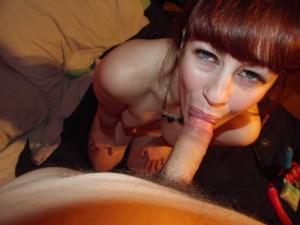 Seksfoto van ex-vriendin.