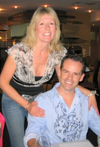 Ex-vrouw en mij